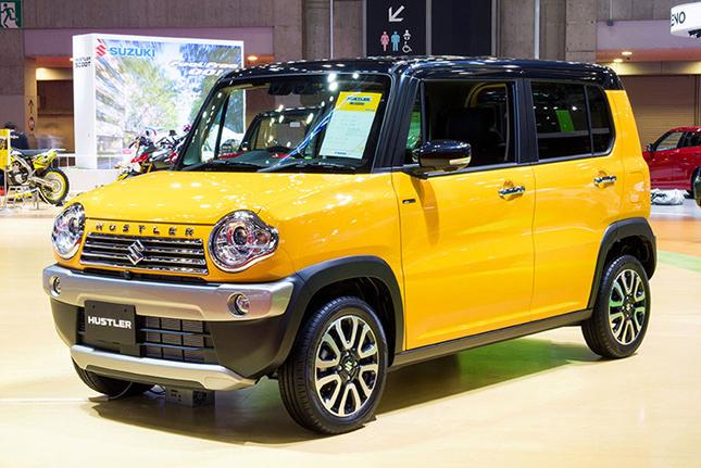 Suzuki Tokyo Motor Show