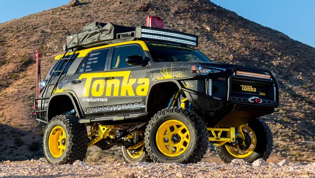 Toyota Tonka 4Runner
