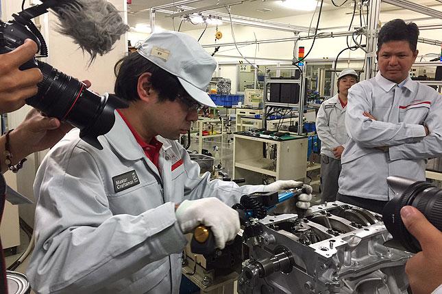 Nissan GT-R takumi