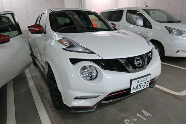 we get to drive the nissan juke nismo rs in japan. Black Bedroom Furniture Sets. Home Design Ideas