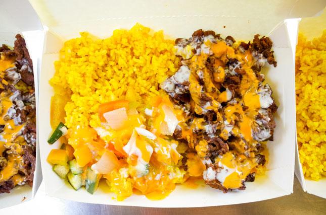 Shawarma Bros food truck