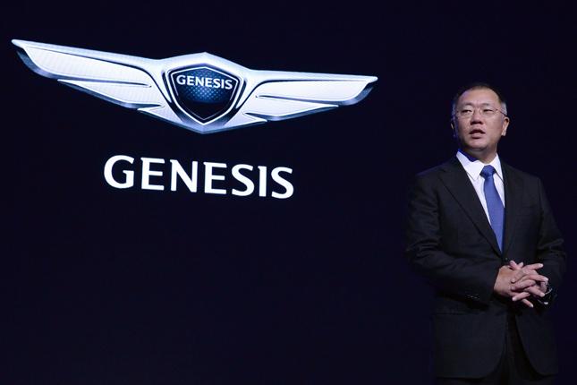 Hyundai's Genesis brand