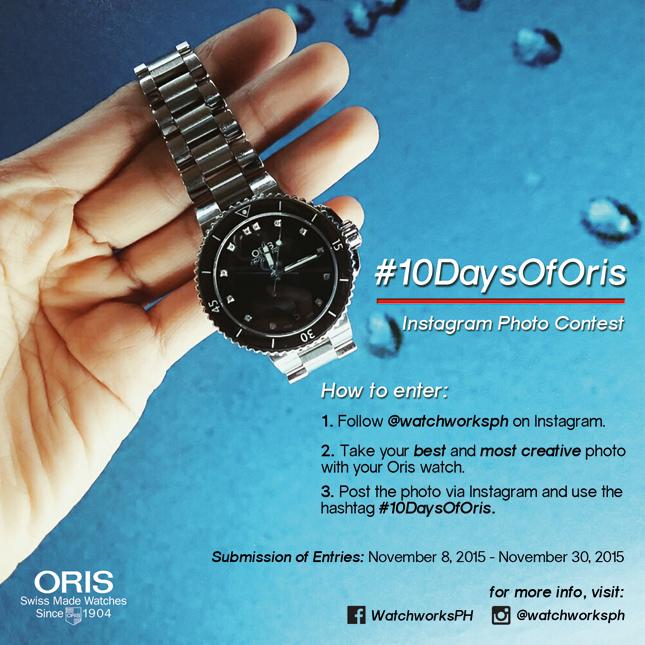 10 Days Of Oris