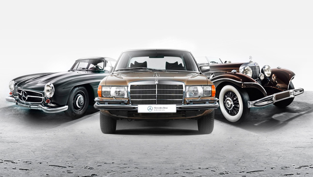 Mercedes-Benz Classics
