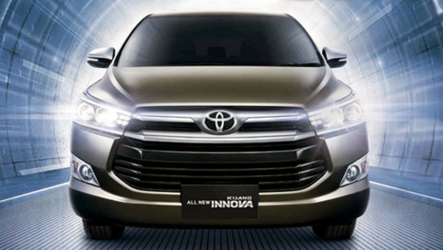 Photos of the 2nd-generation Toyota Innova are now ...
