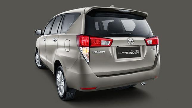 All-new Toyota Innova