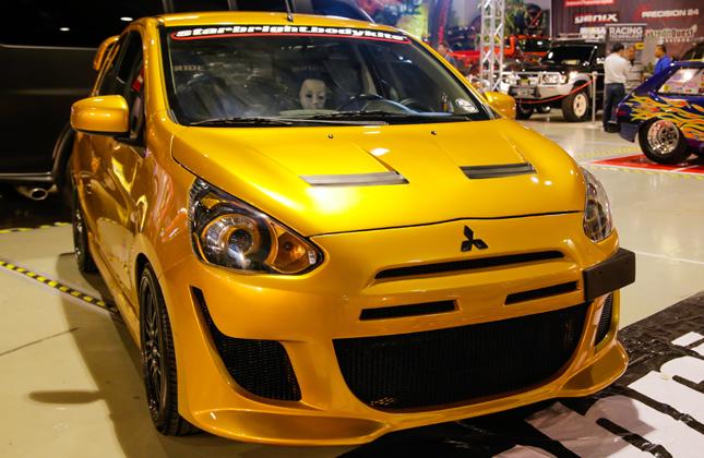 Auto Salon 2015