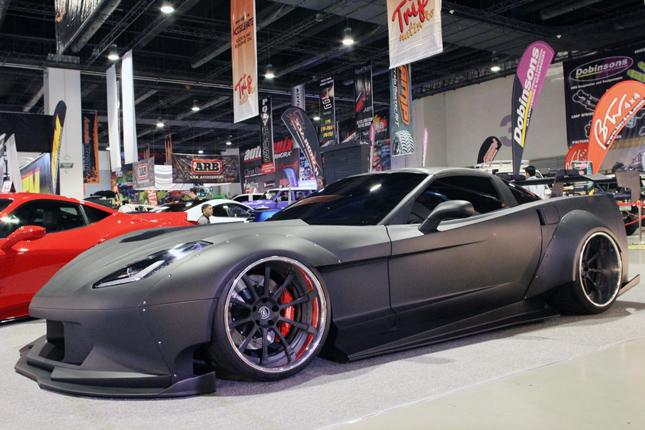 Car Porn Racing's Black Manta