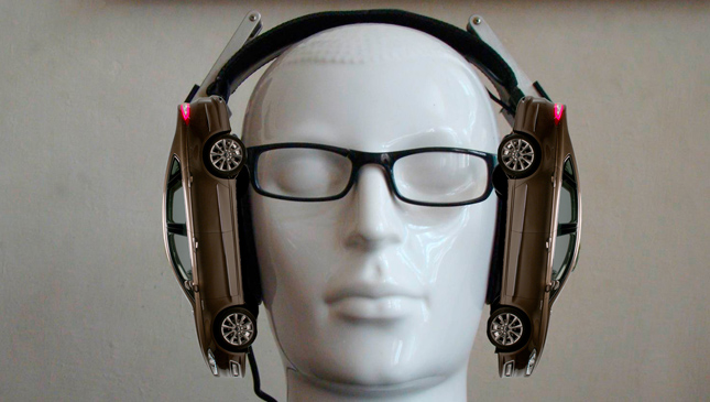 Ford noise-canceling
