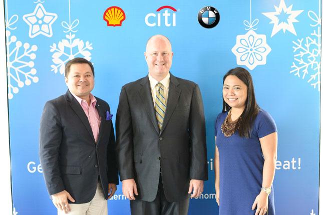 BMW - Shell - Citibank promo