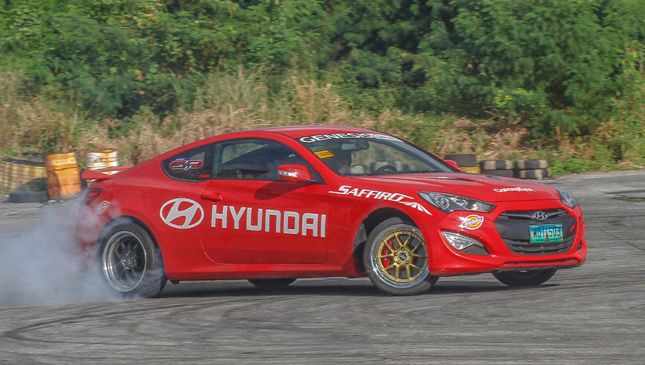 Hyundai Lateral Drift