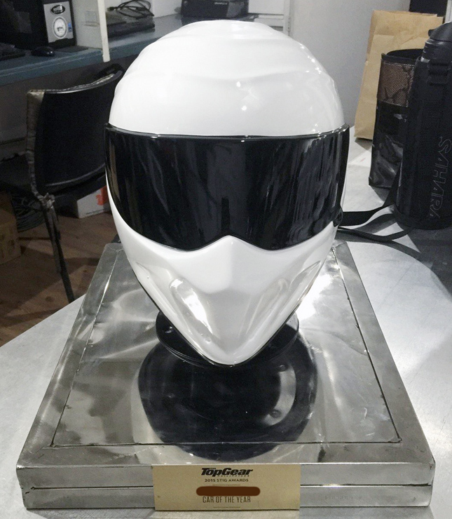 TGP Car of the Year trophy