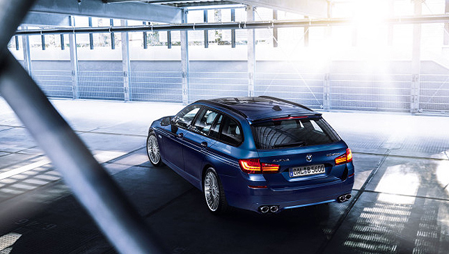 Bmw P5 >> Better Than The Bmw M5 Alpina Releases 600hp B5 With Twin Turbochargers