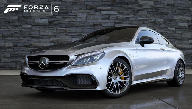 Mercedes-AMG Forza 6