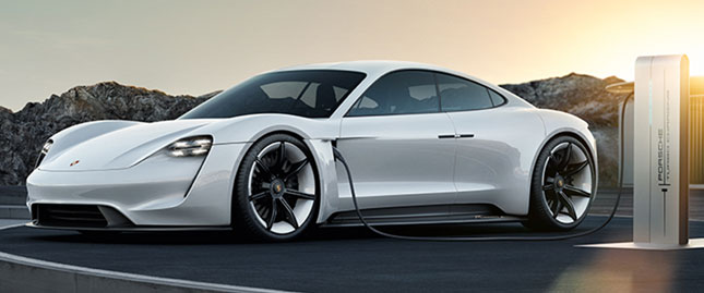 Porsche Mission E to go into production