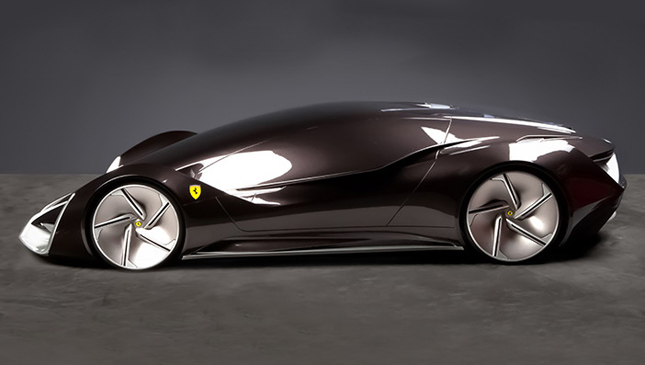 2040 Ferrari