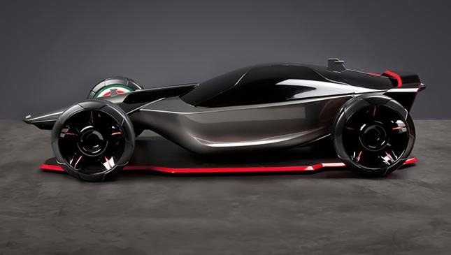 Vision F900 concept