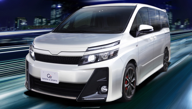 Toyota Voxy G