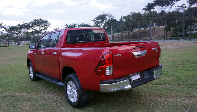 Toyota Hilux 2 8 4x4 G AT Philippines: Reviews, Specs & Price