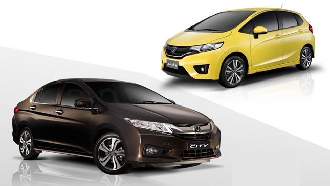 Honda Cars Philippines Has Announced That Select Units Of The 2014 City And 2015 Jazz May Be Experiencing Problems With Their Electronic Control