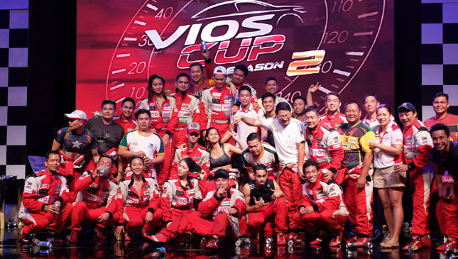 Toyota Vios Cup 2015