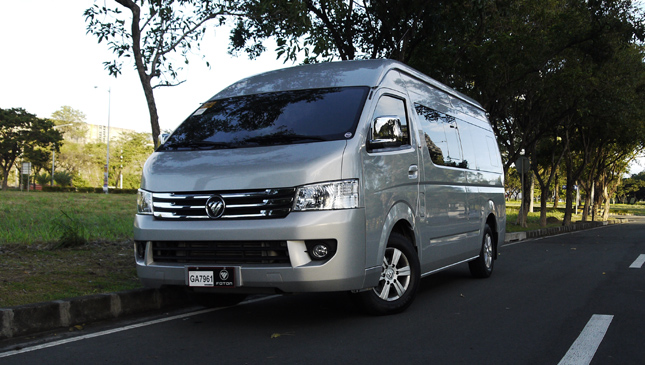 Foton Van Philippines Reviews Specs Amp Price