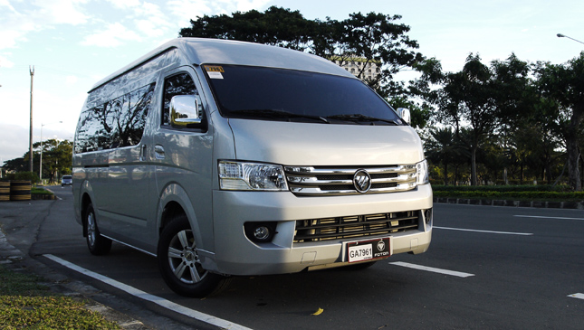 Toyota 2015 Models >> Foton Van Philippines: Reviews, Specs & Price | Drives | Top Gear Philippines