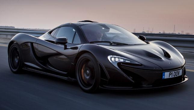 Farewell, McLaren P1