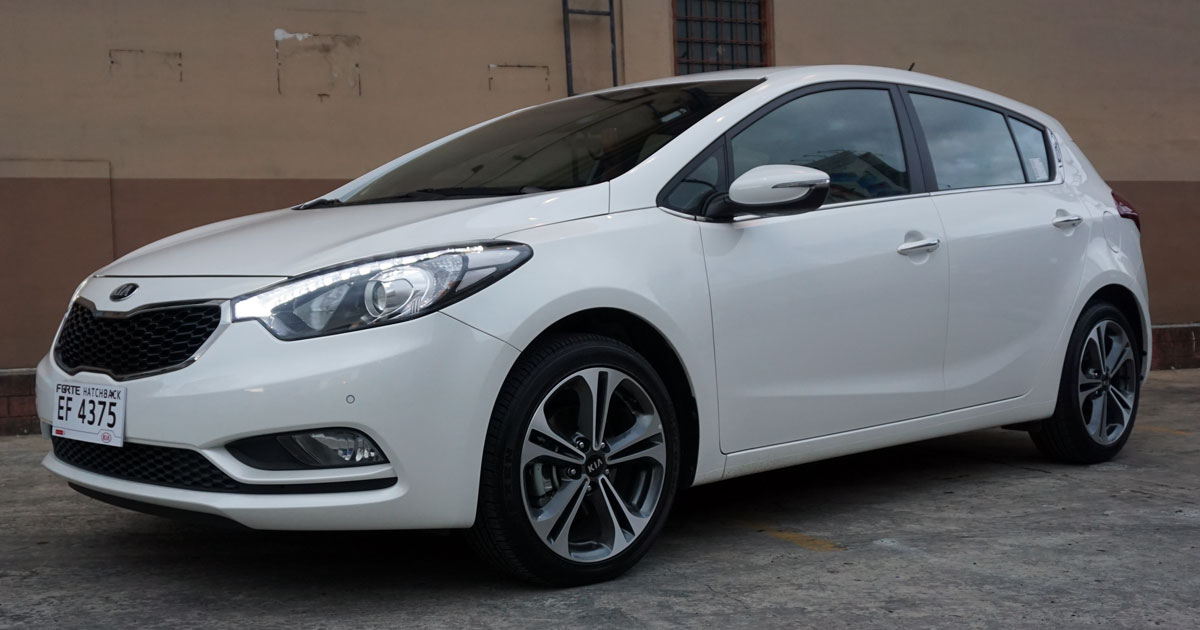 the kia forte hatchback is the most underrated car on the market today Kia Forte S Colors Kia Forte S Tune-Up