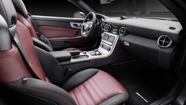 Mercedes SLC