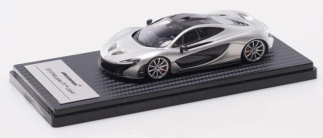McLaren P1 miniatures