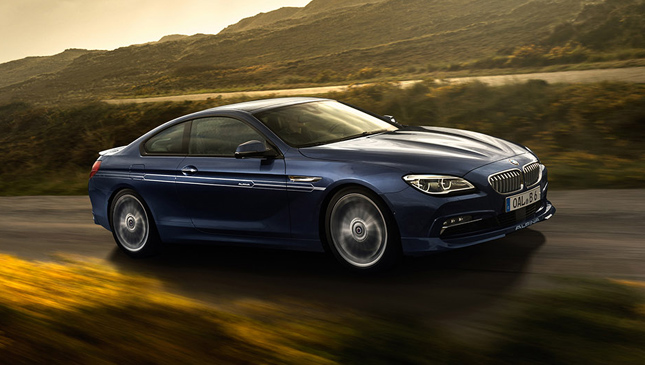 The Alpina B BiTurbo Is One Tasty Door Cruiser Car News Top - Bmw alpina b6 biturbo price