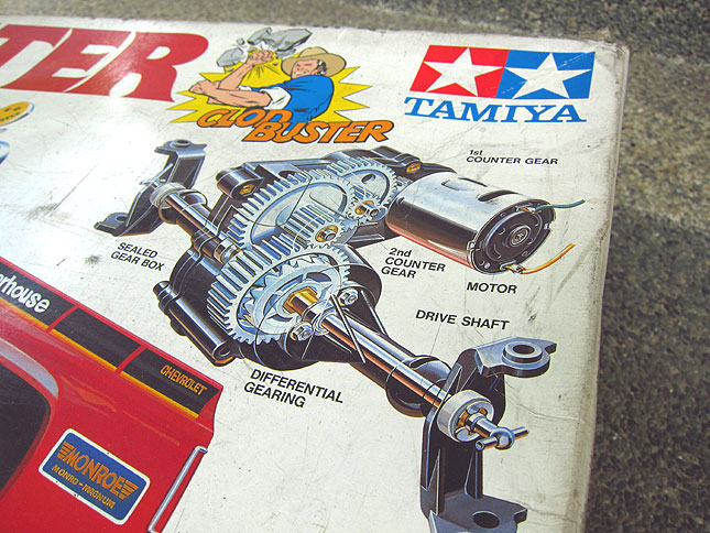 Tamiya Clod Buster