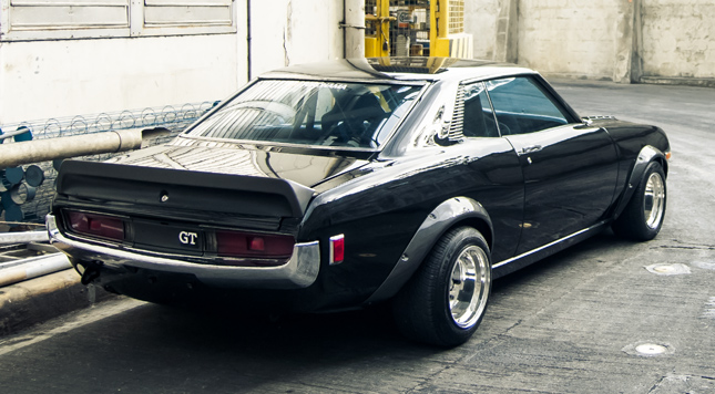 This First Generation Toyota Celica Is A Car Nut S