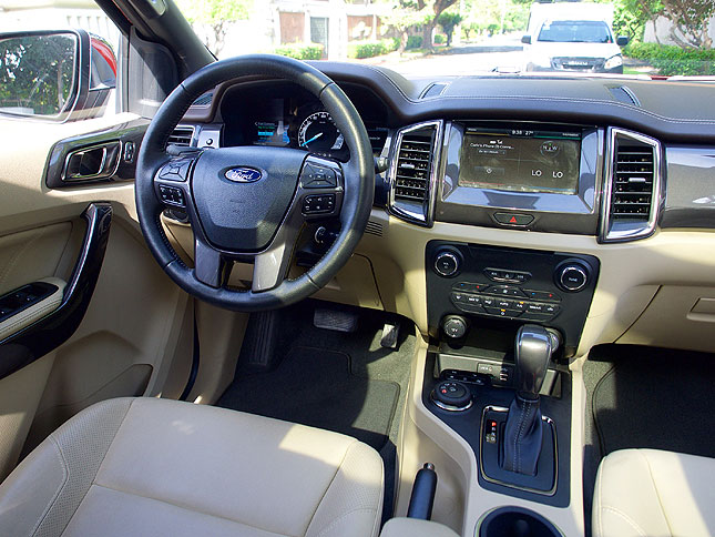 Ford Everest 2016 Philippines Review Specs Amp Price