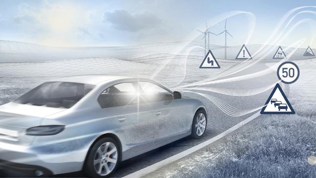 Bosch CES technology