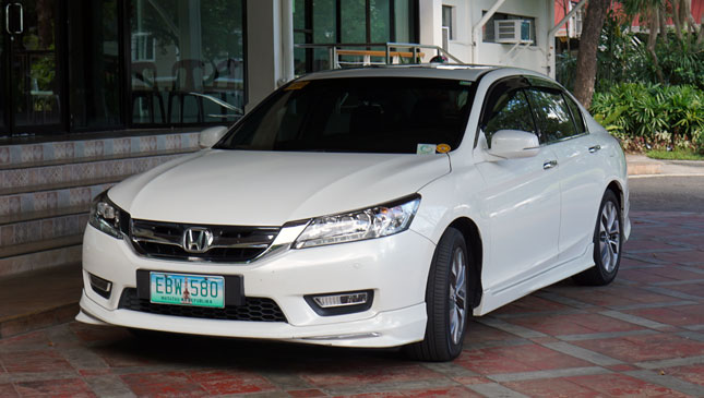 Honda Accord 3.5 SV