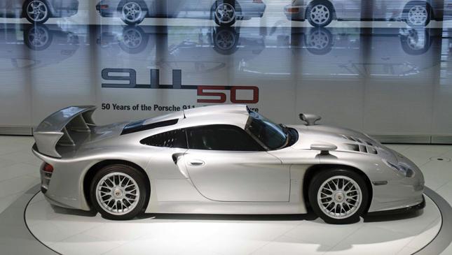 1997 911 GT1
