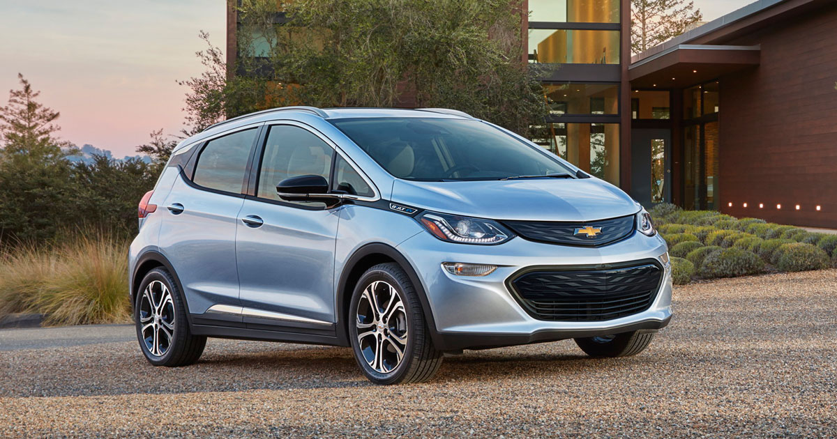Chevrolet Bolt Top Gear Philippines