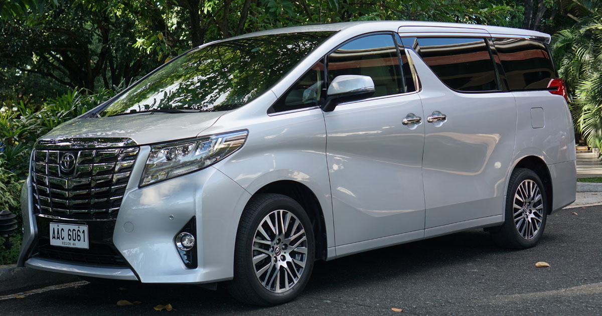 Toyota Alphard 2016 Philippines: Review, Specs & Price