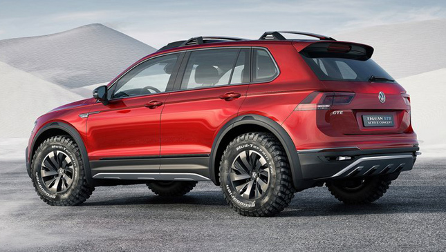 the volkswagen tiguan gte active is an adventurer 39 s hybrid. Black Bedroom Furniture Sets. Home Design Ideas