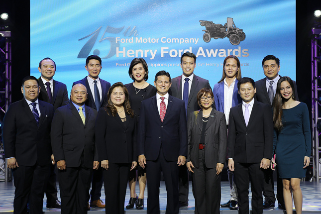 15th Henry Ford Awards