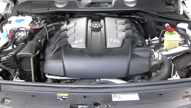 VW Touareg Sport