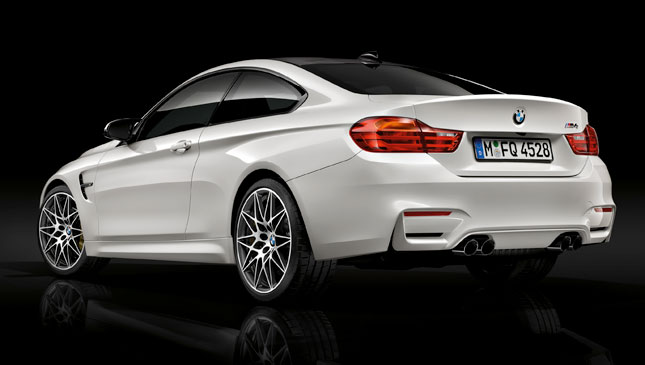 BMW M3/M4 Competition Package