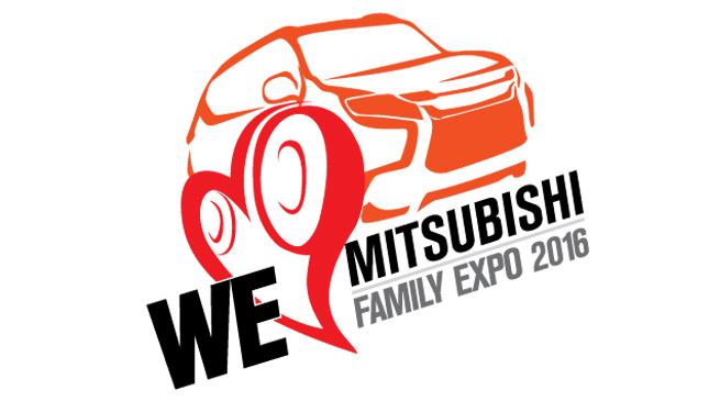 Mitsubishi Family Expo logo