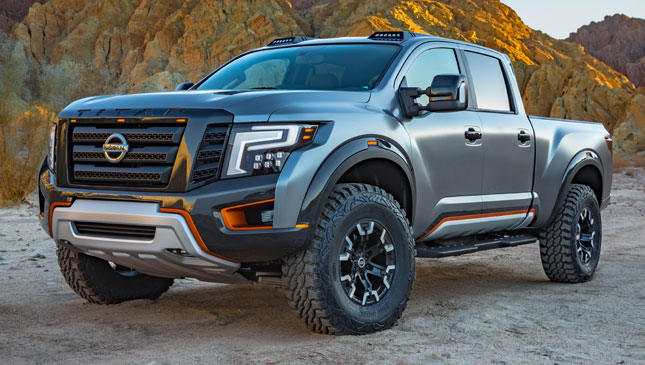 Nissan Titan Warrior Price Precise For New Design And Engineering