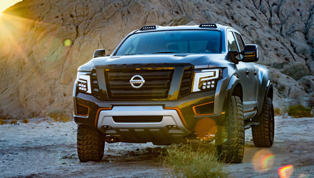 Nissan Titan Warrior Price: Precise for New Design and ...