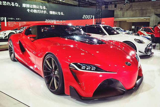 Tokyo Auto Salon 2016