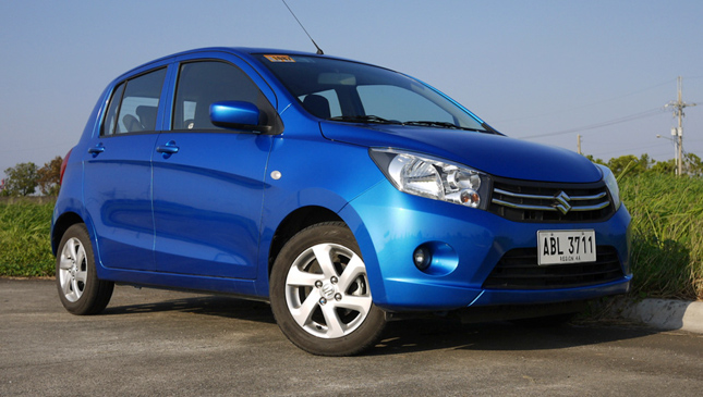Suzuki Celerio 1 0 Cvt 2016 Philippines Review Specs Price