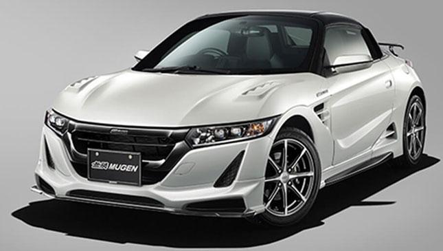 Mugen Tokyo Auto Salon